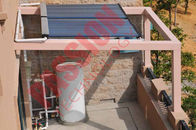 500L Split Pressure Solar Water Heater Evacuated Tube Heat Pipe Solar Collector