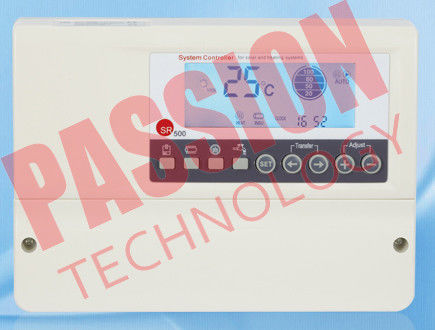 SR500 Intelligent Controller for Vacuum Tube Non Pressurized Solar Water Heater