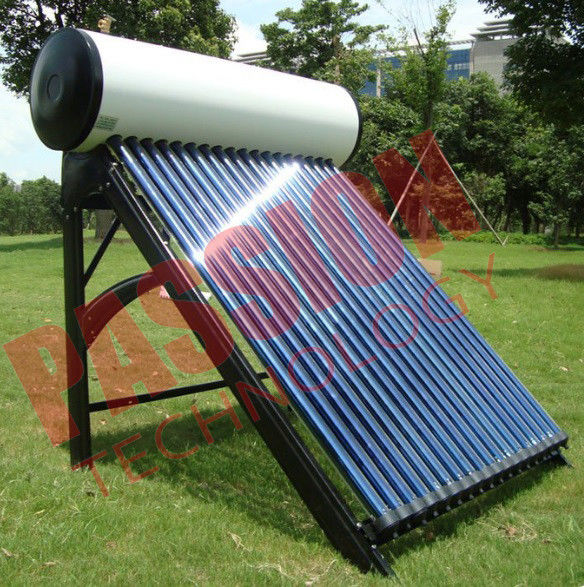 High Pressure Pressurized Thermal Solar Water Heater 200 Liter Easy Maintenance