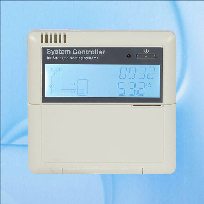 Multiple Function Solar Water Heater Controller For Solar And Heating Systems